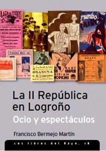 La II República en Logroño: Ocio y espectáculos.